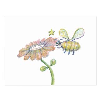 Bee Happy Postcards