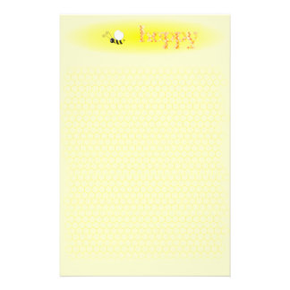 BEE.Happy Stationery (Portrait)