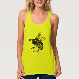 Bee Here Now Tank