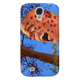 BEE HONEST YOUR OUT NUMBERED 3G i Galaxy S4 Cover