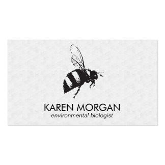 Bee | Honeycomb Business Card