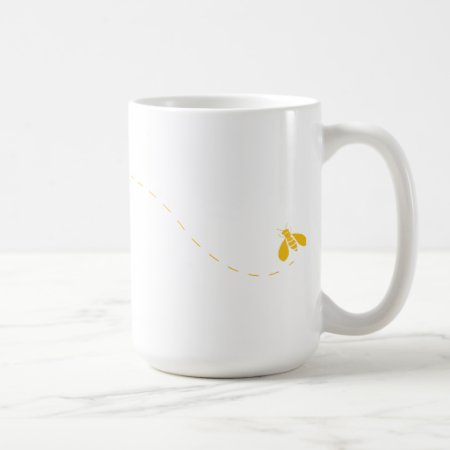 Bee & Honeycomb Mug