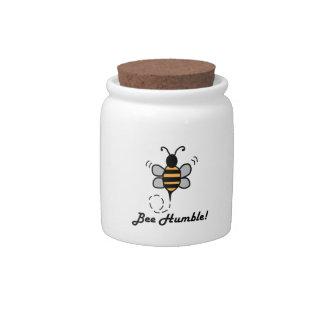 Bee Humble! Candy Dish