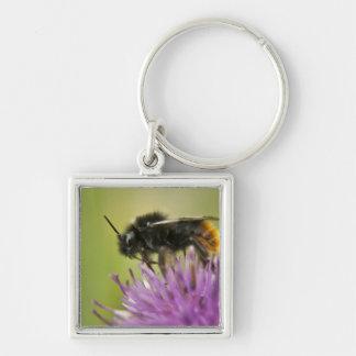 Bee I Keychain