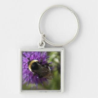 Bee III Keychain