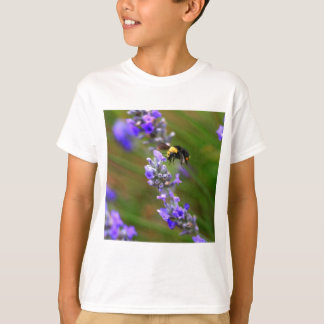 Bee in Lavender T-Shirt
