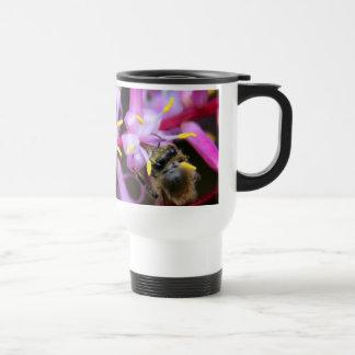 Bee in Pollen Mug