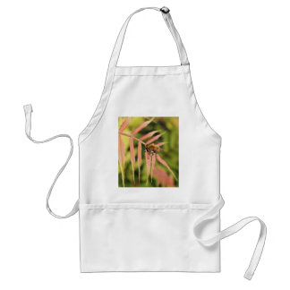Bee in spring apron
