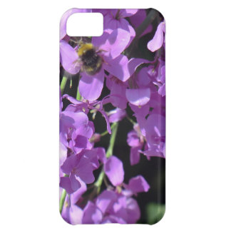 Bee in Summer Lilac at Erddig Hall Cover For iPhone 5C