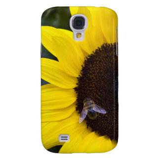 Bee in Sunflower iPhone 3G/3Gs case