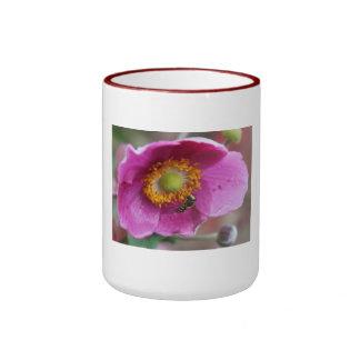 Bee in the Flower Mug
