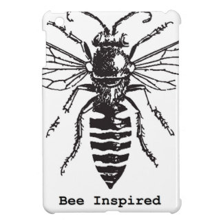 Bee Inspired Tee and Things Cover For The iPad Mini