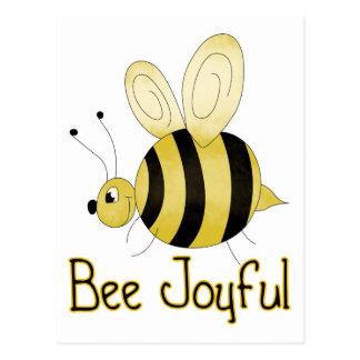 Bee Joyful Postcard