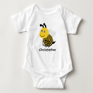 Bee Just Add Name T Shirt
