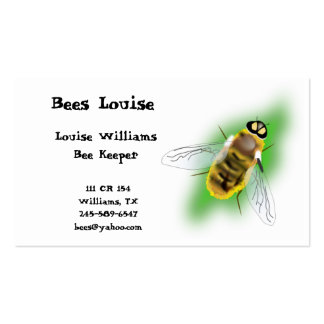 1000 bumble bee business cards and bumble bee business for Bee business cards