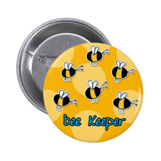 bee keeper button