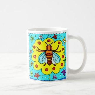 BEE KEEPER DESIGN COFFEE MUGS