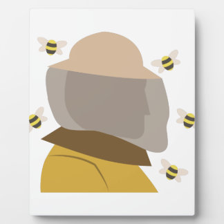 Bee Keeper Plaque