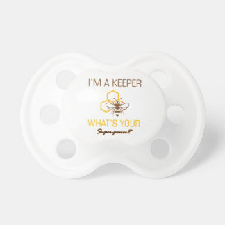 Bee Keeper tshirts Pacifier