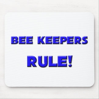 Bee Keepers Rule! Mouse Mat