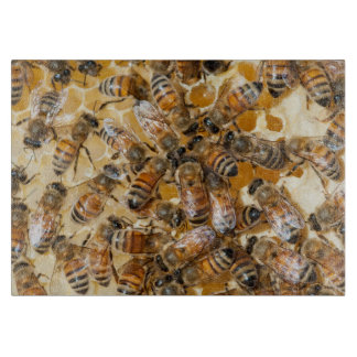 Bee keeping at Arlo's Honey Farm Cutting Board