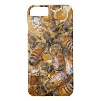 Bee keeping at Arlo's Honey Farm iPhone 7 Case
