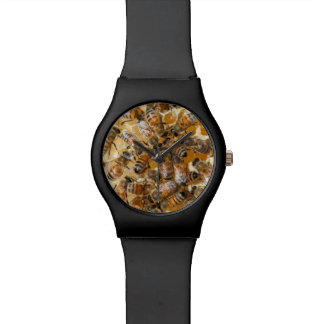 Bee keeping at Arlo's Honey Farm Wristwatch