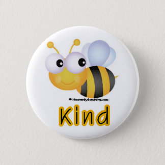Bee Kind Pinback Button