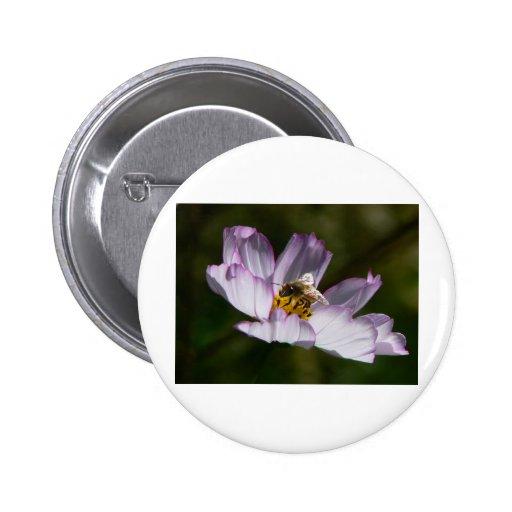 Bee Leaf Pins