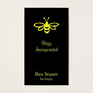 Bee [lemon] business card