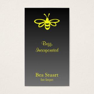Bee [lemon] Gradient Business Card