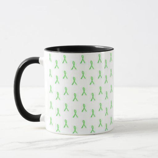 Bee- Lieve Lyme Disease Awareness Coffee Cup