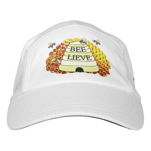 Bee-Lieve Lyme Disease Awareness Hat