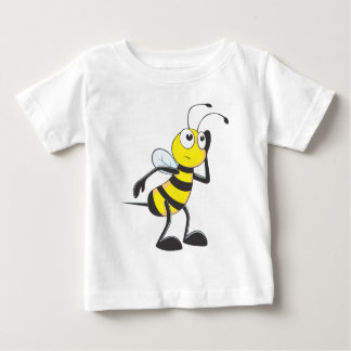 Bee Listening Baby T-Shirt