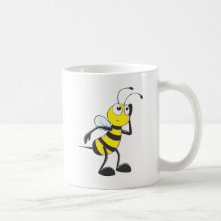 Bee Listening Coffee Mug