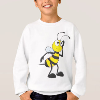 Bee Listening Sweatshirt