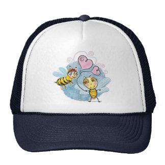 Bee Love Trucker Hat