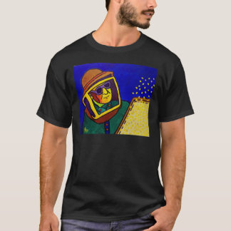 Bee Man 2 by Piliero T-Shirt