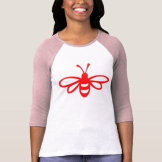 Bee [maraschino] T-Shirt