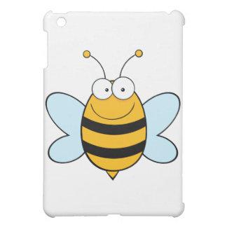 Bee Mascot Cartoon Character iPad Mini Case
