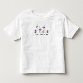 Bee Math Toddler T-shirt