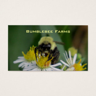 Bee Me Farming Business Card