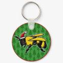 Bee Merry, keychain keychain