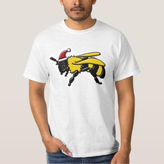 Bee Merry, light shirt