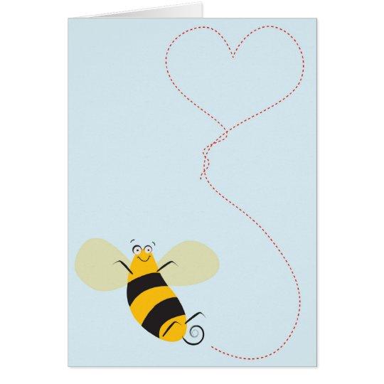 Bee Mine! Card