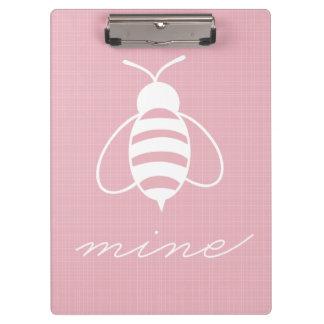 Bee Mine Clipboard