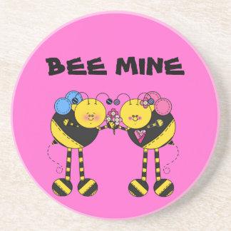 BEE MINE COASTER