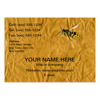 BEE MINE (exterminators / pest control) ~ Large Business Cards (Pack Of 100)