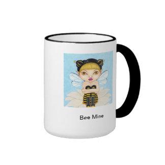 Bee Mine Fairy Mug