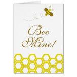 Bee Mine! Greeting Card